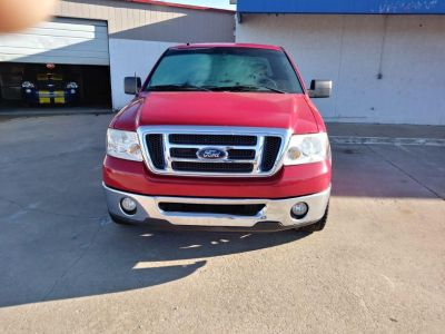 2007 Ford F-150 XLT (Red)
