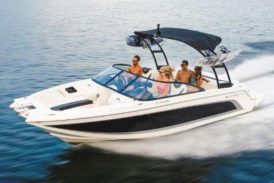 2018 Larson LXH 210 IO Bowrider Boats Lakeport, CA