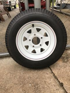 Tow Master Tubeless Tire