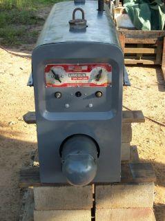 Lincoln SA-200 Redface Welder Pipeliner