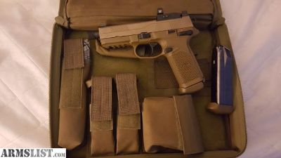 For Sale: FNX Tactical with extras