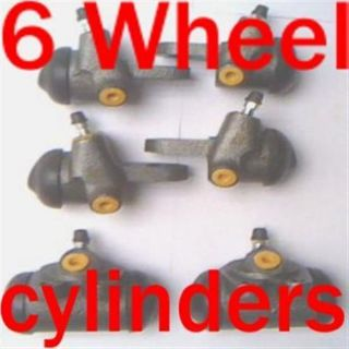 Buy 6 wheel cylinders Dodge 1953 1954 1955 1956 1946. motorcycle in Duluth, Minnesota, United States, for US $224.97