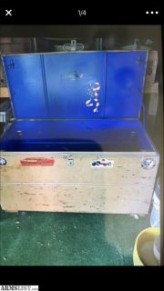 For Sale/Trade: Knack Locking Truck Gun Box