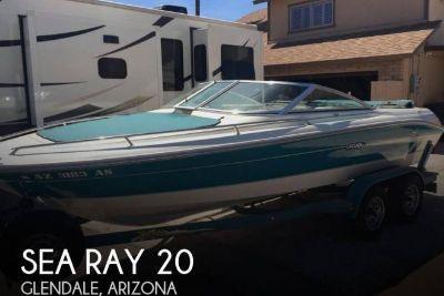 1995 Sea Ray 200 Signature Select