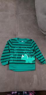 Adorable Child of Mine by Carter's Sweater Size 18 Months. Excellent Condition