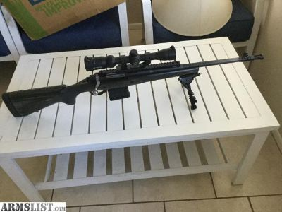 For Sale/Trade: Ruger Gunsite Scout 308