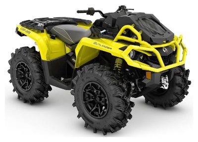 2019 Can-Am Outlander X mr 850 Utility ATVs Jesup, GA