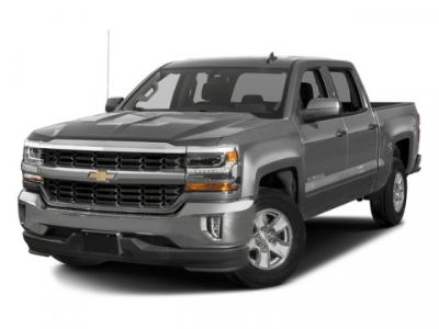 2018 Chevrolet Silverado 1500 LT (Red)