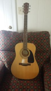 Fender guitar and accessories