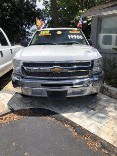 2012 Chevrolet Silverado 1500 LS ()