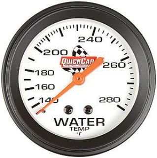 Find QuickCar Racing 611-6006 Water Temperature Gauge motorcycle in Delaware, Ohio, United States, for US $39.95