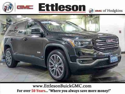 Used 2017 GMC Acadia AWD 4dr