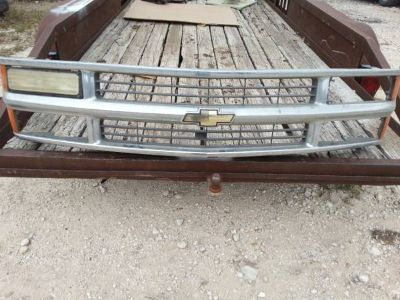 Chev. truck Grill
