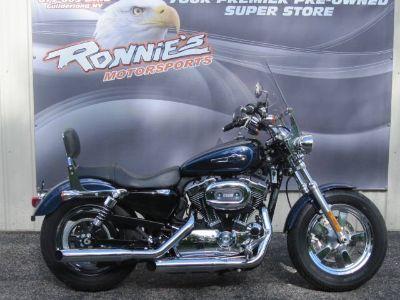 2012 Harley-Davidson Sportster 1200 Custom Sport Guilderland, NY