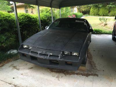 '84 Camaro Roller/Partially stripped