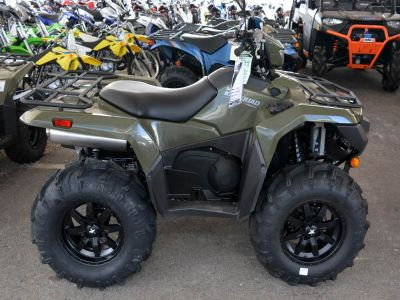 2019 Suzuki KingQuad 750AXi Power Steering Utility ATVs Clearwater, FL