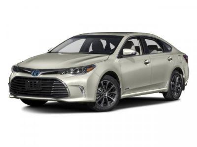 2016 Toyota Avalon Hybrid XLE Premium (Cosmic Gray Mica)