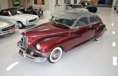 1946 Packard Clipper Deluxe Club Sedan