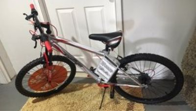 "24"" Rallye Descent Mountain Bike"