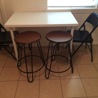 Small Table and Chairs