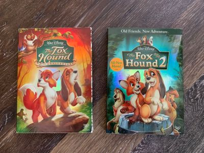 The Fox and The Hound Combo