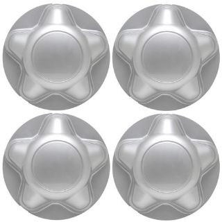 "Sell 4pc Set Navigator SILVER Wheel Center Caps Hub Rim Cover 5 Lug Wheel 16"" 17"" motorcycle in Los Angeles, California, US, for US $29.95"