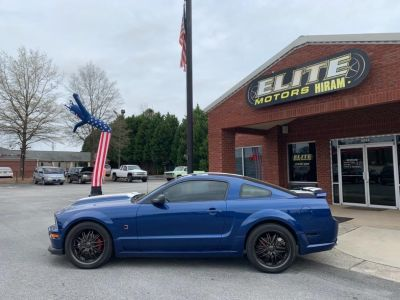 2007 Ford Mustang GT Deluxe (Blue)