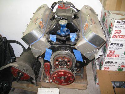 565 CI Race Motor