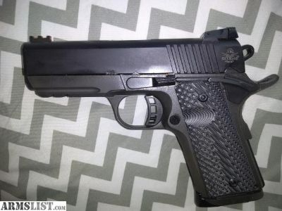 For Sale/Trade: Rock Island M1911 A1 CS-TACT