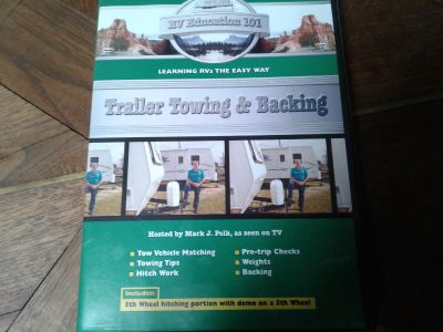 RV Trailer Towing