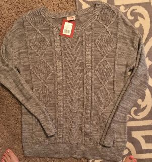 Target cable sweater