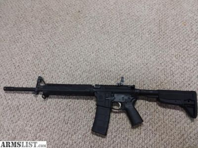For Sale: Springfield Saint AR15