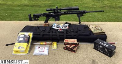 For Sale: Ruger Precision Rifle