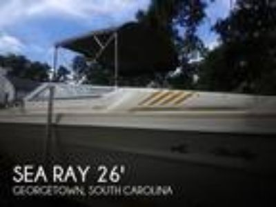 Sea Ray - 260 OVERNIGHTER