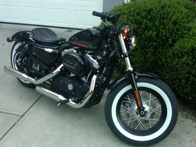 2010 Harley-Davidson FORTY-EIGHT XL1200X