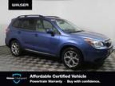 used 2015 Subaru Forester for sale.