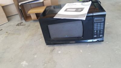 Small microwave