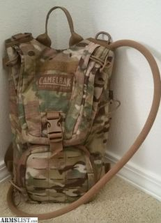 For Sale: Camelbaks, gas mask, ILBE assault pack and more