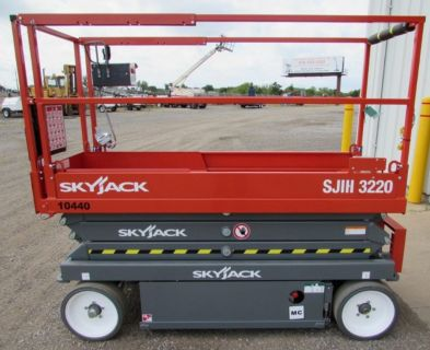 Boom Lifts and Scissor Lifts For Sale - Full US Inventory - Nationwide Sales