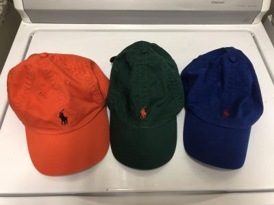Polo hats all for $10