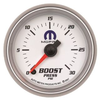 Buy AutoMeter 880034 MOPAR Electric Boost Gauge motorcycle in Naperville, IL, United States, for US $269.95