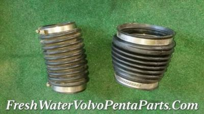 Find Volvo Penta Drive & Exhaust Bellows P/n 872281 / 875826 / 876294 /875256 & 87663 motorcycle in North Port, Florida, United States, for US $82.50