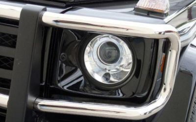 Sell Mercedes Benz Genuine OEM-Xenon Headlamp/Headlight LH or RH motorcycle in Panorama City, California, US, for US $1,196.96