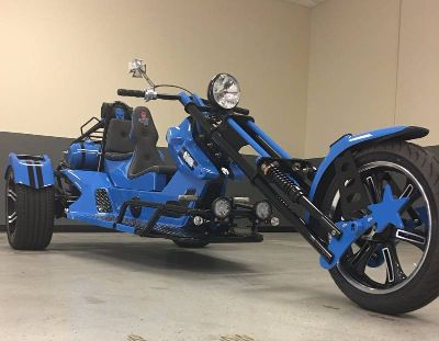 2017 CONQUEST TRIKES TITANIA Trikes Motorcycles Clearwater, FL