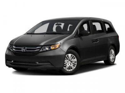 2016 Honda Odyssey LX (Silver)