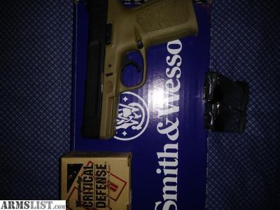 For Sale/Trade: S&W SD40. $325
