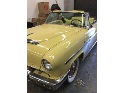 1953 Mercury Convertible
