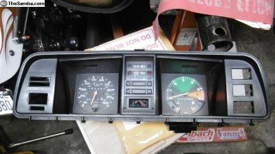 Vanagon Dash Instrument Cluster w/ Tachometer