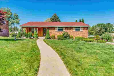 114 Surrey Drive Murrysville Three BR, Awesome brick ranch with a
