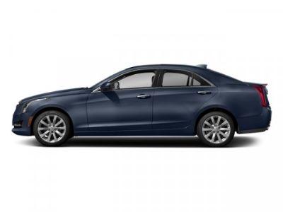 2018 Cadillac ATS 2.0T (Dark Adriatic Blue Metallic)